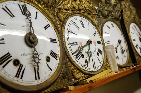 FRANCE-CLOCK-COLLECTOR