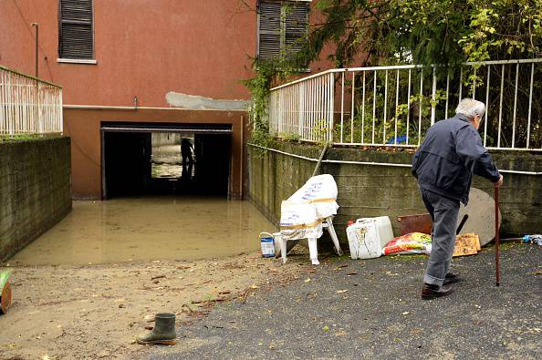 ITALY-WEATHER-FLOODS