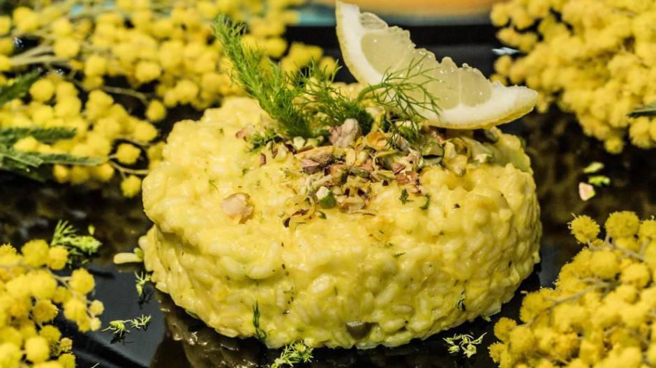 risotto-mimosa