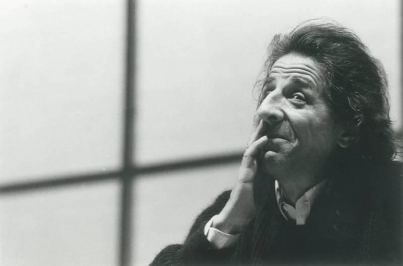Giorgio Gaber - ph Enrica Scalfari(34)