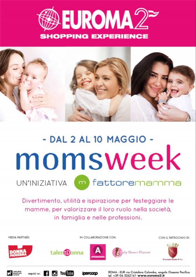 Locandina MomsWeek Euroma2