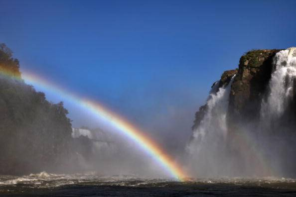 Iguacu Falls A Finalist In New Seven Wonders Of Nature Contest