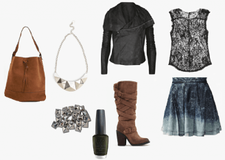 aria outfit