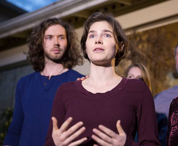 Italian Court Rules On Amanda Knox Case