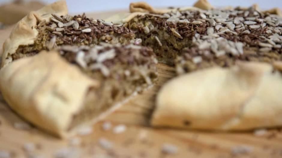 torta-salata-quinoa-funghetti
