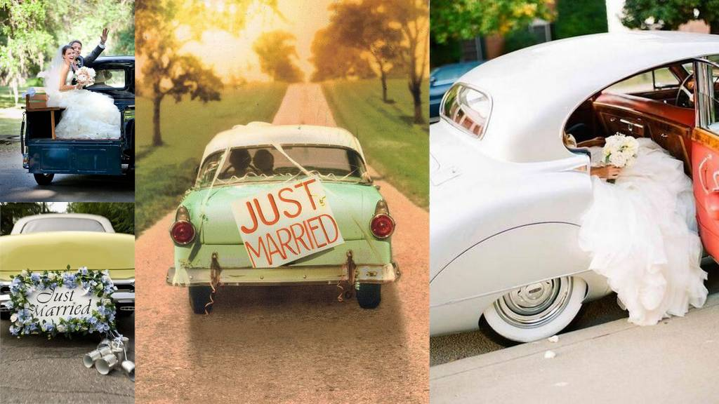 Ben noto Foto gallery: auto d'epoca per un matrimonio vintage RZ76