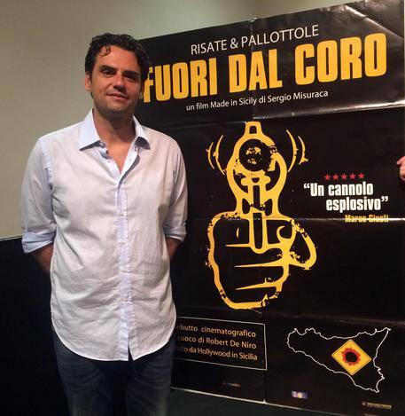 """Cinema: Sergio Misuraca regista di """"fuori dal coro"""""""