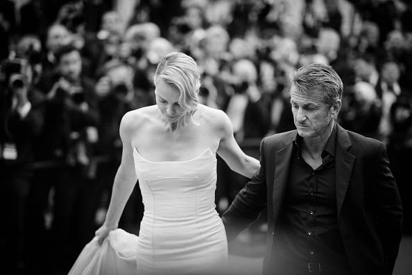 Charlize Theron e Sean Penn @Gettyimages