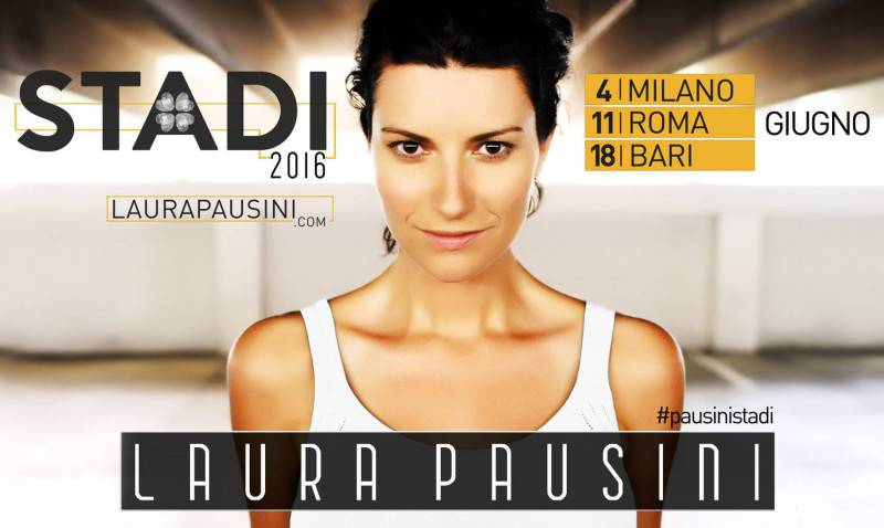 Laura Pausini #pausinistadi