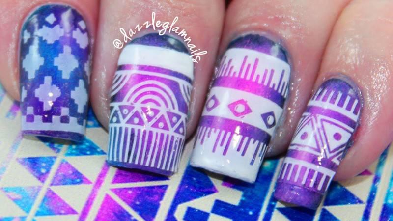 aztec-galaxy-nail-art-tutorial