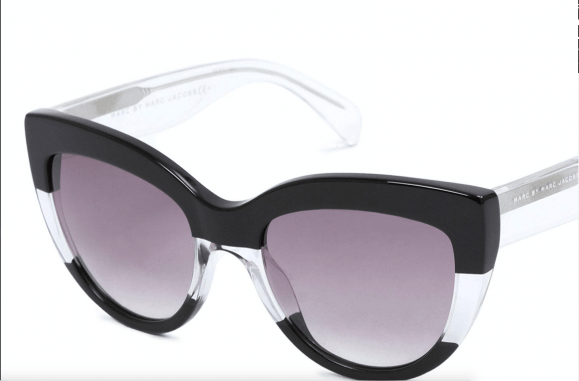 Marc by Marc Jacobs, Colorblock cat eye, 199 euro