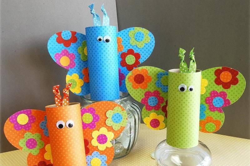 Rotoli Di Carta Igienica Riciclo : Galleria fotografica riciclo creativo con i rotoli di carta igienica