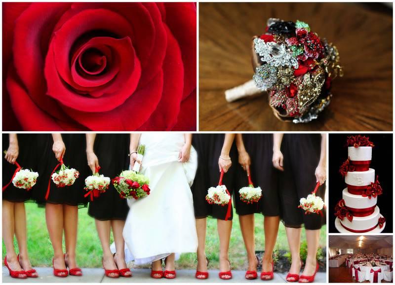 Matrimonio In Rosso Idee : Foto gallery matrimonio in rosso
