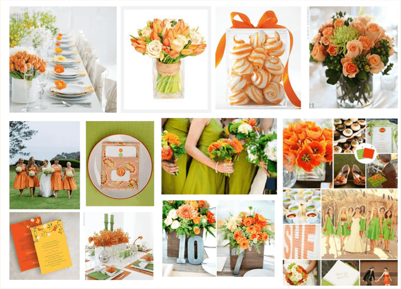 orange-and-green