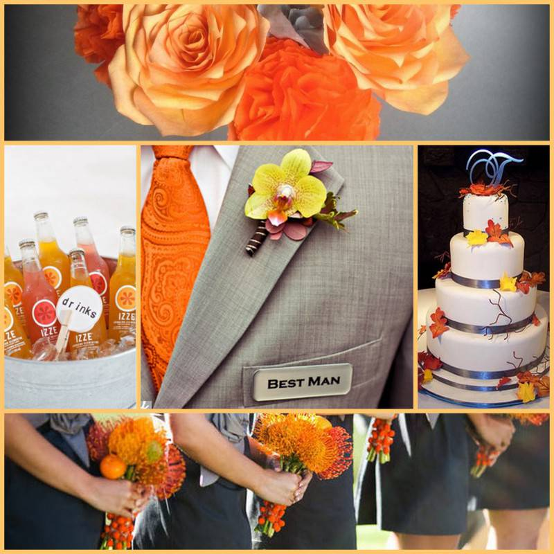 orange-grey-yellow-wedding-how-to-decorate-with-yellow-and-orange