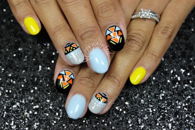 tribal-nails