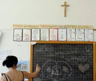 Scuola (TIZIANA FABI/AFP/Getty Images)