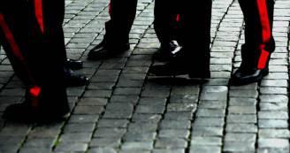 Carabinieri (TIZIANA FABI/AFP/Getty Images)