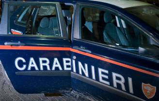 Carabinieri (CARLO HERMANN/AFP/Getty Images)