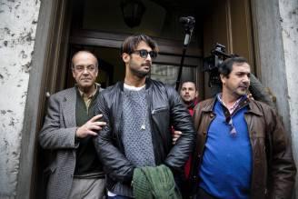 Fabrizio Corona (PATRICIA DE MELO MOREIRA/AFP/Getty Images)