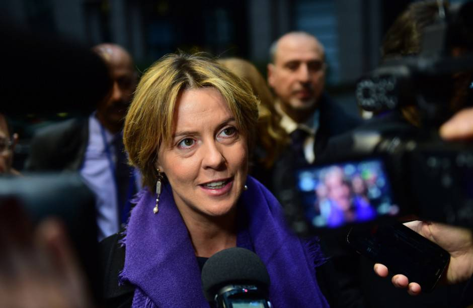 Beatrice Lorenzin (EMMANUEL DUNAND/AFP/Getty Images)
