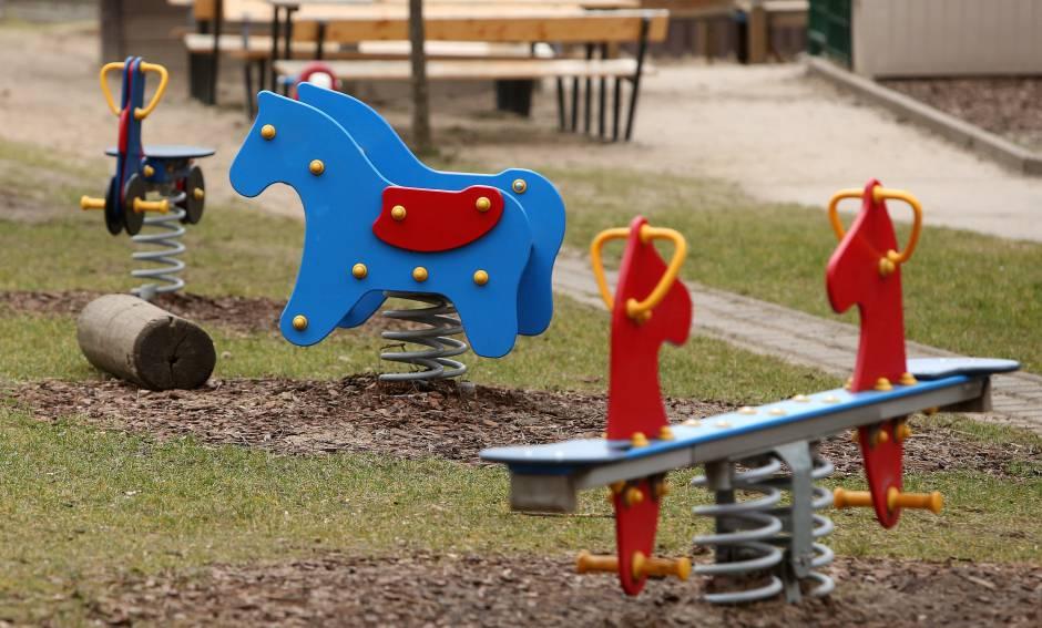 Una scuola d'infanzia (Adam Berry/Getty Images)