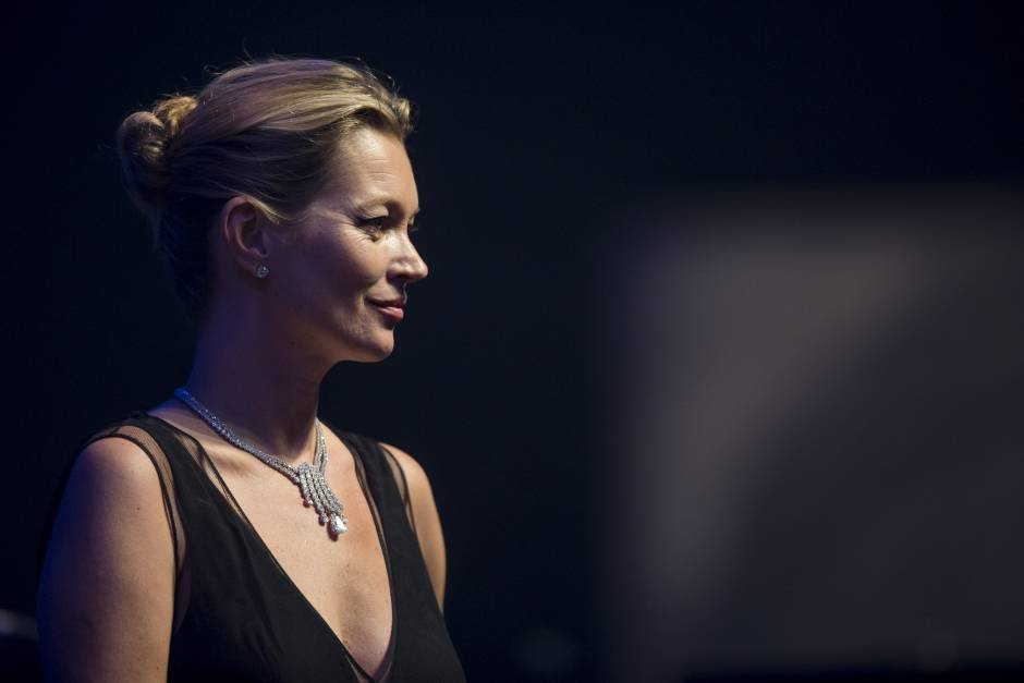 Kate Moss (Jerome Favre/Getty Images)