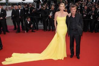 Charlize Theron e Sean Penn (Bilan/Getty Images)