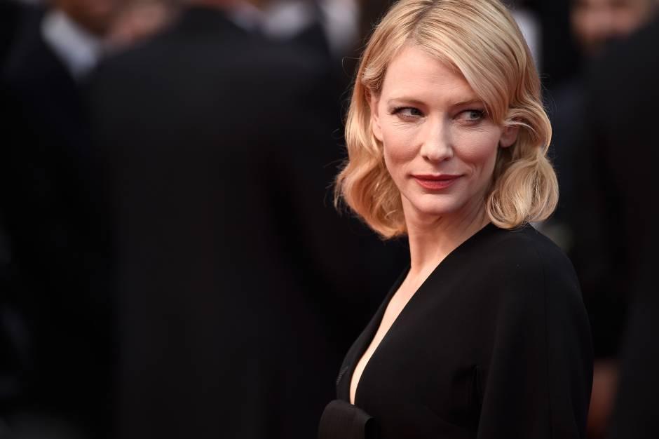 Cate Blanchett ( Ian Gavan/Getty Images)