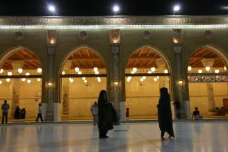 La Grande Moschea di Kufa in Iraq (HASAN MROUE/AFP/Getty Images)
