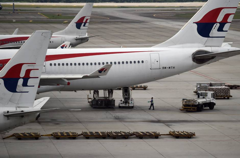Aerei Malaysia Airlines (MANAN VATSYAYANA/AFP/Getty Images)
