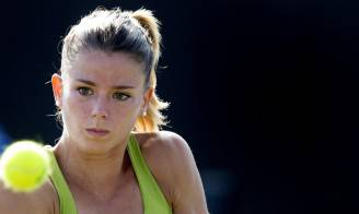Camila Giorgi (KONING/AFP/Getty Images)