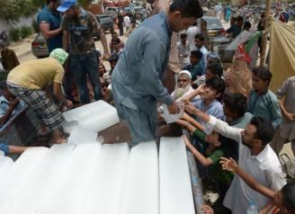 Caldo record in Pakistan (RIZWAN TABASSUM/AFP/Getty Images)