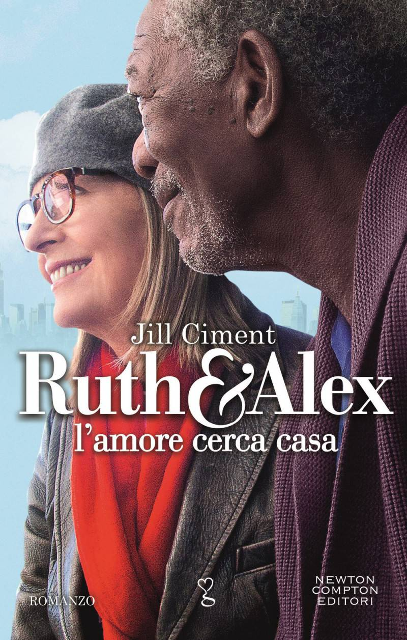 Ruth & Alex copertina libro