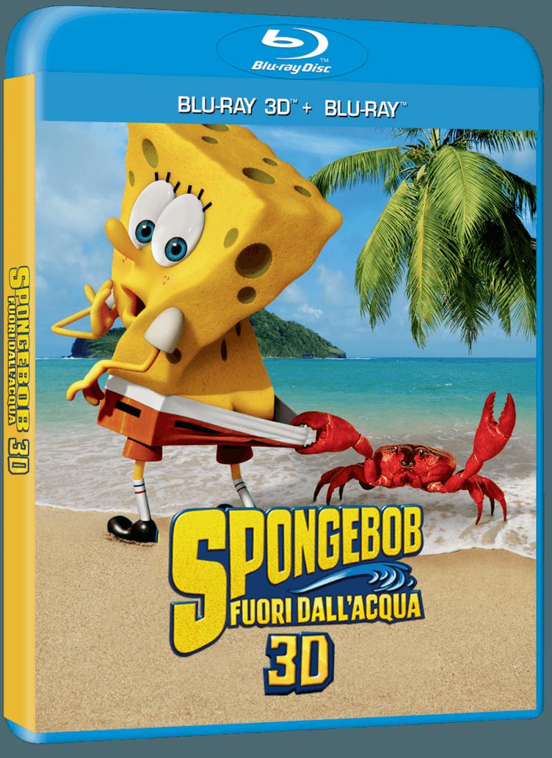 Spongebob_FuoriDallAcqua_BD3D_Sell