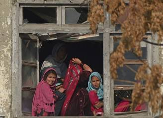 Donne in Afghanistan (SHAH MARAI/AFP/Getty Images)