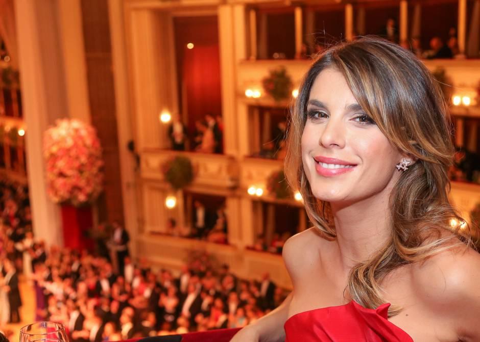 Elisabetta Canalis, stoccata dell'ex fidanzato Reginaldo (Getty Images)