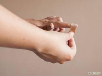cerotto su unghia