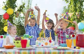 Compleanno bambini (Thinkstock)