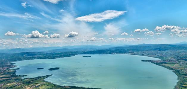 lago alba - foto