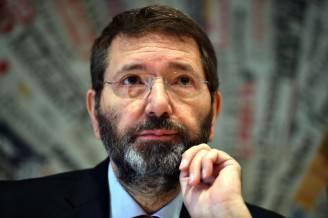 Il sindaco di Roma Ignazio Marino (GABRIEL BOUYS/AFP/Getty Images)