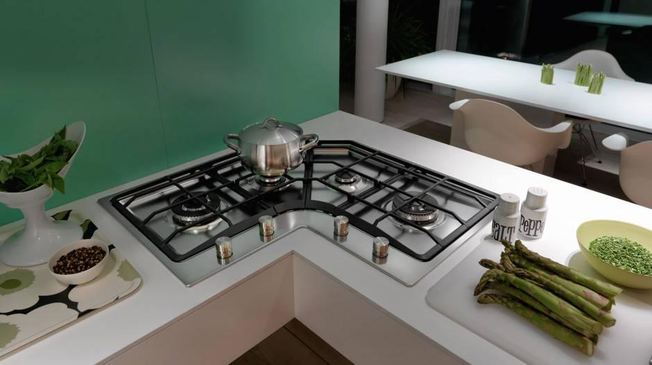 come pulire le superfici di acciaio inox in modo naturale - Piano Cucina Acciaio