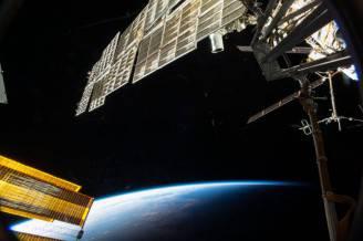 La Stazione spaziale internazionale (Foto Nasa, Editor: Mark Garcia)