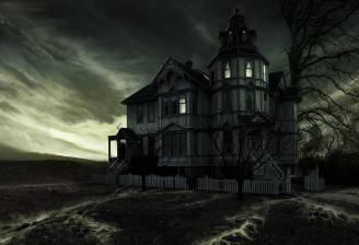 Casa stregata