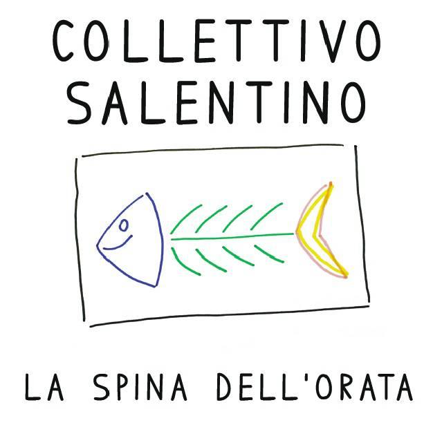 Collettivo Salentino_Cover La Spina Dell'Orata