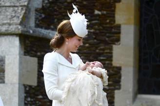 Kate e la figlia Charlotte (Mary Turner - WPA Pool/Getty Images