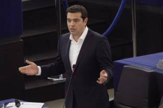 Alexis Tsipras (Michele Tantussi/Getty Images)