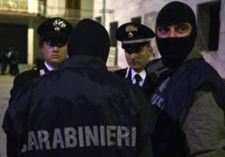 Carabinieri del Ros (MARIO LAPORTA/AFP/Getty Images)