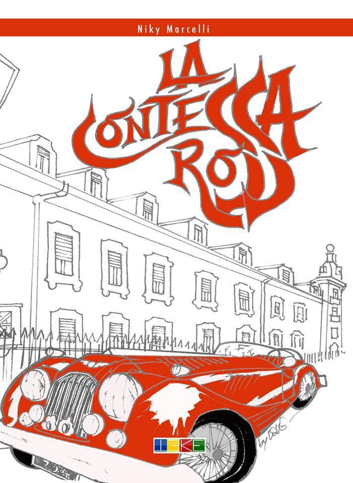 cover La contessa rossa
