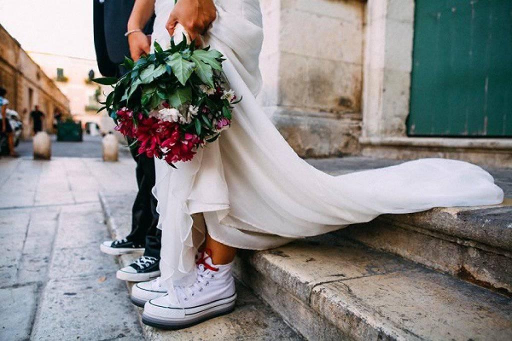converse donna matrimonio